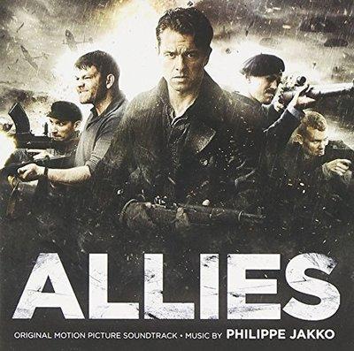 """""""盟軍/生死同盟 (Allies)""""- Philippe Jakko,全新瑞典版,Swe54"""