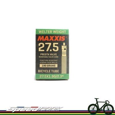 速度公園  MAXXIS Ultralight 650B 27.5X 1.90~2.35 法式氣嘴 登山車