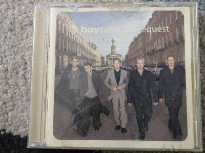 稀有CD-BOYZONE BY REQUEST (非 蔡琴) NW1