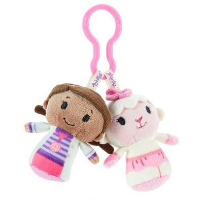 預購 美國 Hallmark 可愛經典迪士尼卡通小醫生大玩偶娃娃 藍比 包包掛飾 鑰匙圈 娃娃 吊飾 掛飾 絨毛娃娃