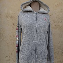 jacob00765100 ~ 正品 Abercrombie & Fitch A&F 灰色 刷毛 連帽外套  15