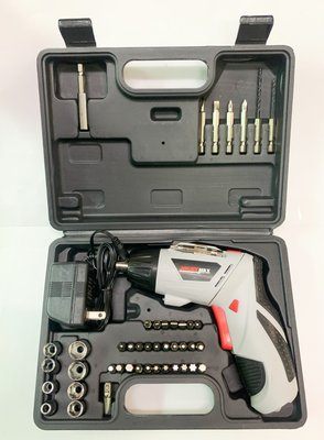 4.8V電動螺絲起子 / 電動螺絲刀 / 多功能充電式手電鑽 / 電動螺絲批套裝 / 電動工具