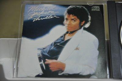 Michael Jackson THRILLER CD Made in Japan 日本版 35 8P-11 yen3500