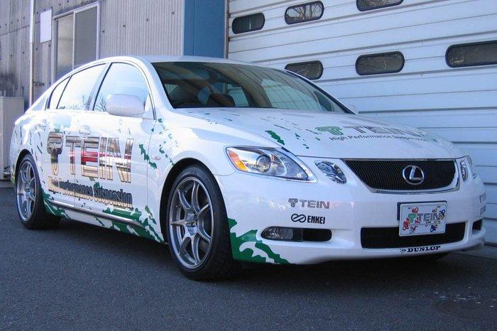 日本 TEIN Flex A 可調 避震器 Lexus 凌志 GS350 / GS450h 07-11 專用 FZ