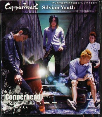 K - Copperhead - Silvian Youth - 日版 - NEW