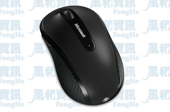 Microsoft 微軟無線行動滑鼠 4000【風和資訊】