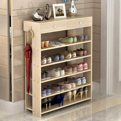 『舒適小屋』✿簡約現代多層鞋架簡易經濟...
