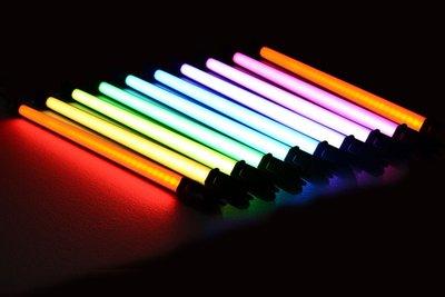 九晴天 租LED∼南冠 LED_CRI95_2700K-6500K_RGB-77cm彩色光棒