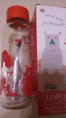 隨身輕巧 玻璃 水瓶 水壺 300ml. 300cc 耐熱50度 隨身瓶 玻璃瓶 直徑5.5x高17.2cm 新北市