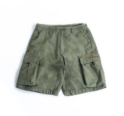 Persevere T.T.G. Cargo Shorts  軍短褲 工裝 綠S