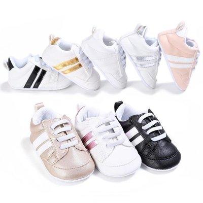 男女寶寶鞋子0-1歲嬰兒透氣軟底防滑學步鞋運動鞋 my1111