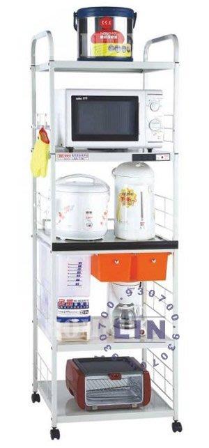 【品特優家具倉儲】P442-06電器架收納架A-11520R-W