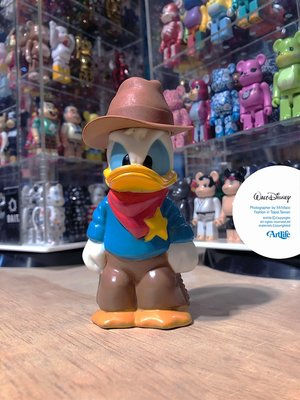 ArtLife @ Walt Disney 70s ドナルドダック Tootsie Cowboy 唐老鴨警長 古董 老膠
