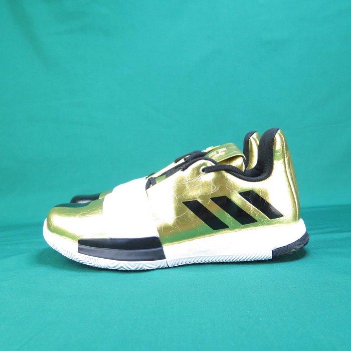 【iSport愛運動】 adidas Harden Vol. 3 籃球鞋  EE3955 男款 金箔色