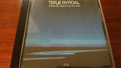 TERJE RYPDAL WHENEVER I SEEM TO BE FAR AWAY1974年ecm cd爵士發燒錄音寂靜以外最美的聲音1046極罕見發燒錄音