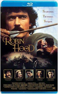 【藍光電影】羅賓漢 ROBIN HOOD (1991) 烏瑪瑟曼版