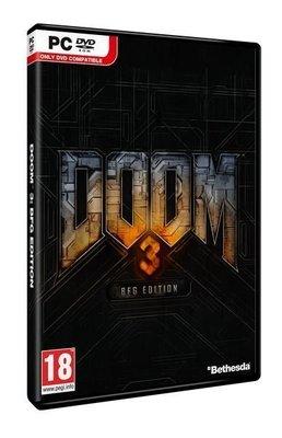 【傳說企業社】PCGAME-Doom 3:BFG Edition 毀滅戰士3:BFG版(英文版)