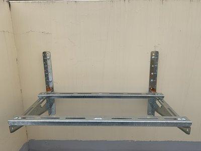國聖電器 冷氣安裝材料 分離式冷氣室外機豪華架(中),另有白鐵不鏽鋼豪華架