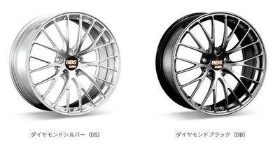 DJD19071816 日本BBS RZ-D 19-20吋 一片式鍛造鋁圈 依當月報價為準