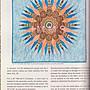 【傑美屋-縫紉之家】美國拼布書籍~海上羅盤針FUSSY CUT配色與製圖之技巧 #7922