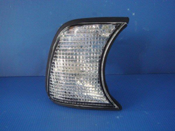 小亞車燈╠ 超優BMW E34 520 530 535 540白鑽角燈一邊200元DEPO