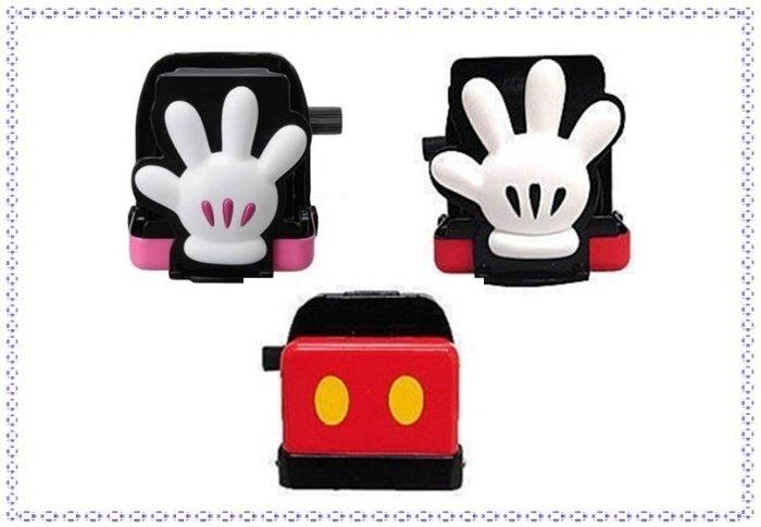 【寶寶王國】日本進口 迪士尼 米奇 米妮 推車專用飲料杯架