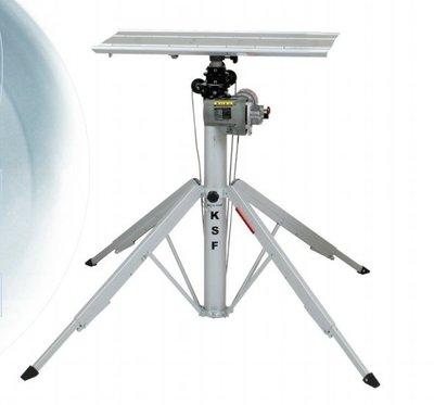【川大泵浦】國勝豐 手提式昇降機 CM-270H1~全世界最輕便可摺疊手提式升降機(2.7M)空調的好幫手
