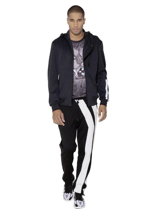 Y-3 山本耀司 連帽外套+褲(整套M號)黑色全新不拆賣