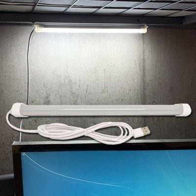 【贈品禮品】A4727 宿舍神燈(無開關)/免打孔USB燈管露營燈/LED照明燈讀書燈夜燈USB日光燈管/贈品禮品