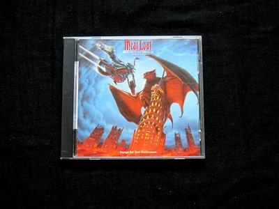 絕版CD----MEAT LOAT----IT JUST WON'T QUIT----地域蝙蝠以銷售4.3千萬張