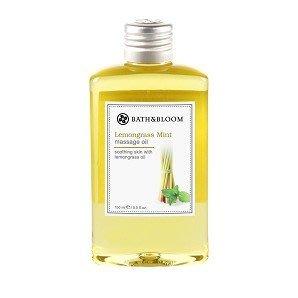 泰國Bath&Bloom天然按摩油-檸檬草薄荷【BB843】