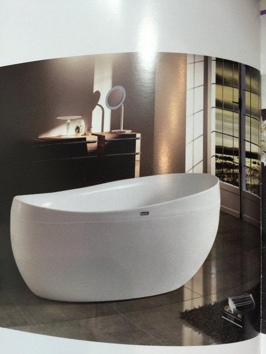 給Y8393121258 浴缸 復古浴缸  F-180E -C   170*80*67CM
