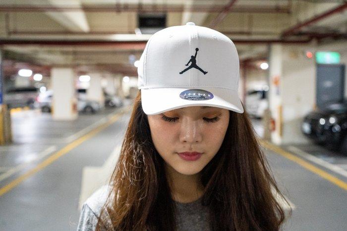 【A-KAY0】NIKE 男女 AIR JORDAN CLC99 SNAPBACK 棒球帽 白【AV8439-100】