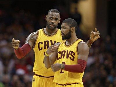 厄文 kyrie irving 克里福蘭騎士隊 DEUCE NBA手環
