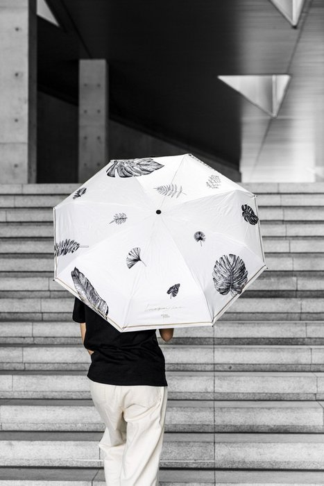 Meiprunus △ 原創 設計 雨傘 遮陽傘 折疊傘 防曬 防紫外線 太陽傘 兩用 男 女