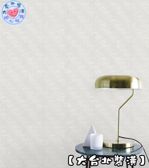 【大台北裝潢】IM國產環保印墨壁紙* 折光小花圖騰(2色) 每支360元
