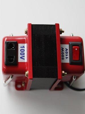日本各廠牌前後級擴大機 專用變壓器 110V/ 100V 500W(門市經營26年) 台北市
