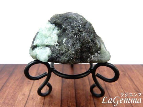 【寶峻晶石】天然寶石祖母綠原礦BS-813/83g 天然晶型,綠色之王~繁榮興盛能量~避邪護身