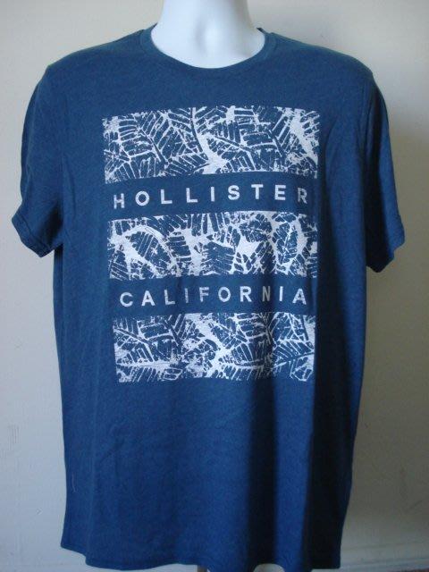 【天普小棧】HOLLISTER HCO Graphic Tee圓領短T短袖T恤 XL號現貨抵台