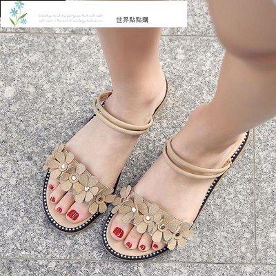 2019新款單鞋 配長裙的鞋 子百搭學生網紅女土仙女夏天的諒鞋 不累腳 海灘鞋 涼鞋 溯溪鞋 運動鞋 戶外鞋