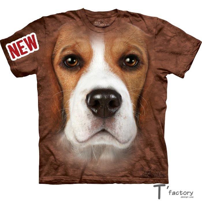 【線上體育】The Mountain 短袖T恤  L號 米格魯 TM-103330.jpg
