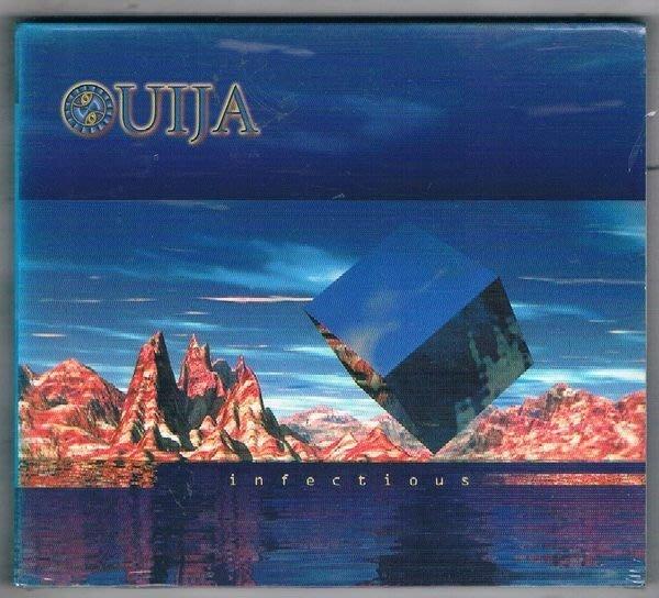 [鑫隆音樂]西洋CD-Quija : Infectious { 5413356178821} 全新/免競標