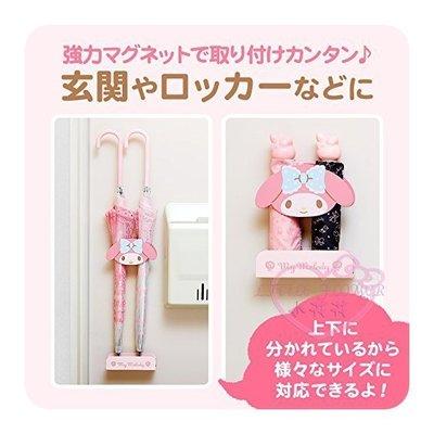 ♥小公主日本精品♥ My Melody 40周年美樂蒂 甜美粉色 玫瑰 置傘架 收納立傘架 鐵製 33111704
