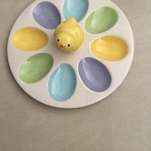 全新雞年彩色雞蛋盤