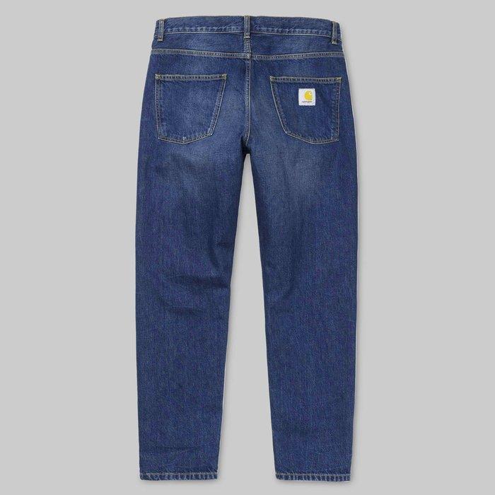 【Shopa】預購 Carhartt WIP 2019 春夏 Newel 水洗 單寧 長褲 牛仔褲
