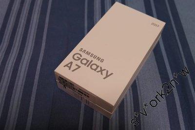 熱賣點 旺角實店 全新 三星 Samsung Galaxy A7 2017 / A5 2017 防塵防水 亮黑/桃粉/粉藍/金沙