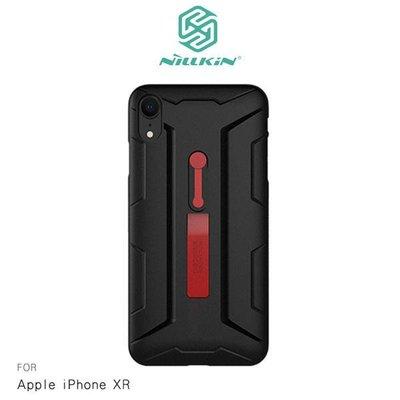 *Phone寶*NILLKIN Apple iPhone XR 炫酷創意指環扣保護殼 PC硬殼 手機殼