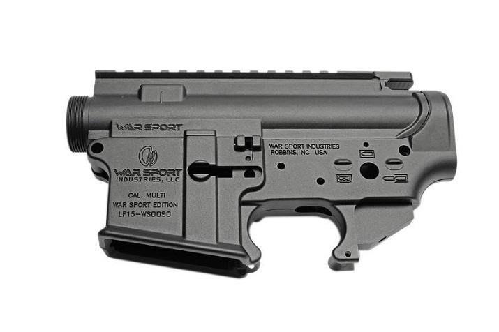 【BCS武器空間】RA-TECH WAR SPORT FOR GHK M4 GBB鍛造槍身-RAG-GHK-027