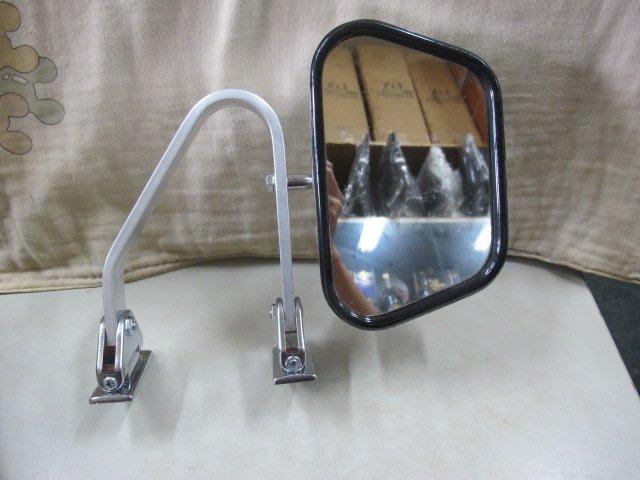 二手舖 NO.3433 汽車精品百貨 汽車後視鏡 後照鏡