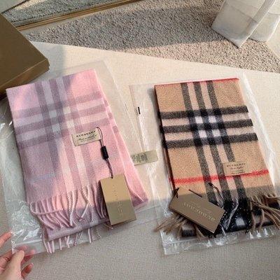 Burberry 兒童圍巾